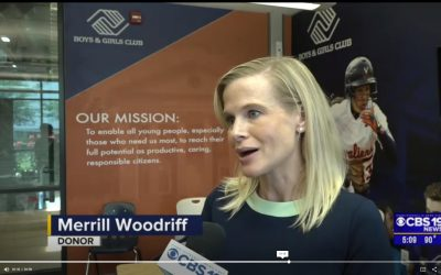 TWO GIFTS TOTALING $13.5 MILLION FROM LONGTIME SUPPORTERS, MERRILL & JAFFRAY WOODRIFF